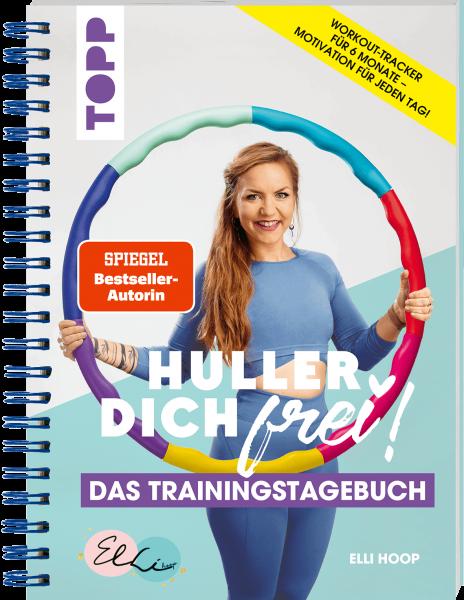 Elli Hoop Hula Hoop Training Buch zum tracken