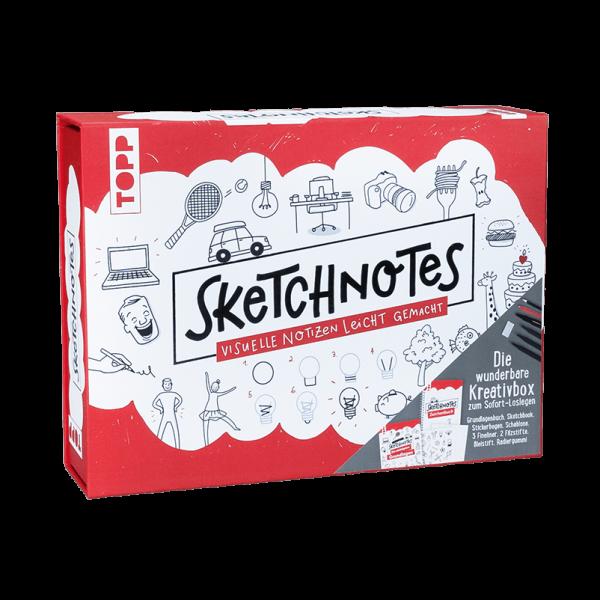 Sketchnotes - Die wunderbare Kreativbox