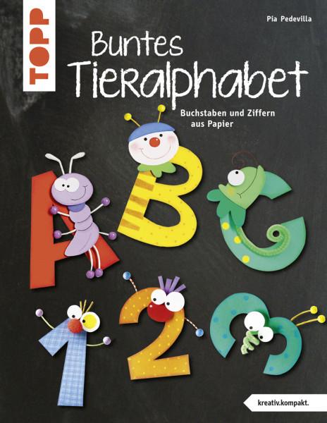 Buntes Tieralphabet (kreativ.kompakt)