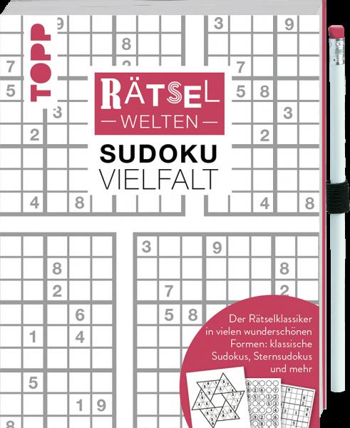 Rätselwelten – Sudoku Vielfalt