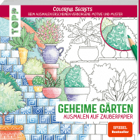 Colorful Secrets - Geheime Gärten 4717