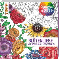 Colorful World - Blütenliebe 4715