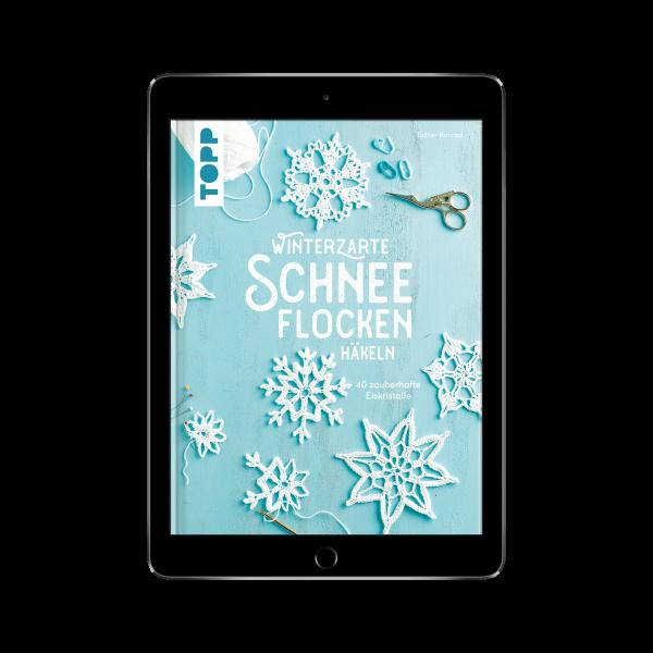 Winterzarte Schneeflocken (eBook)