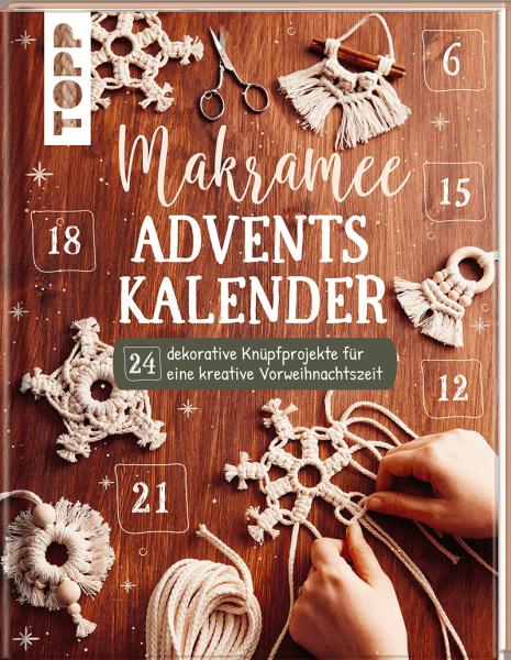 Makramee Adventskalender