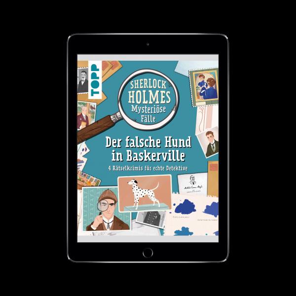 Sherlock Holmes - Mysteriöse Fälle: Der falsche Hund in Baskerville (eBook)