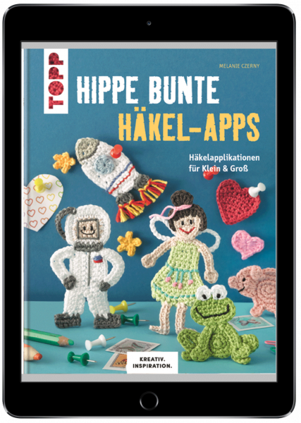 Hippe bunte Häkel-Apps (eBook)