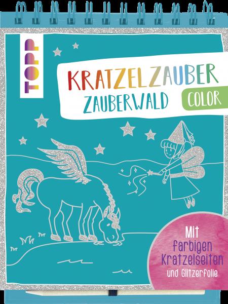 Kratzelzauber Color Zauberwald