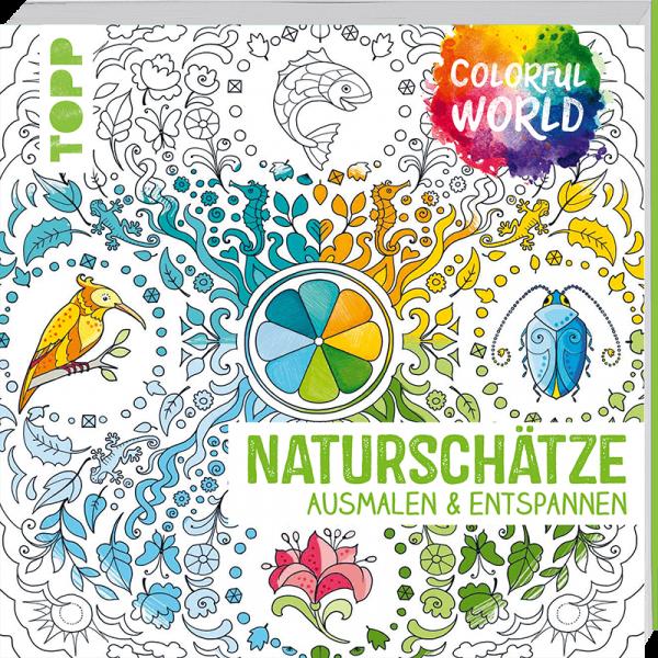 Colorful World - Naturschätze