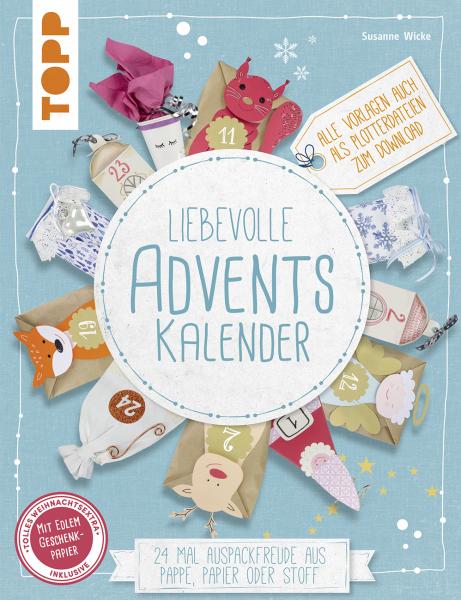 Liebevolle Adventskalender (kreativ.kompakt)