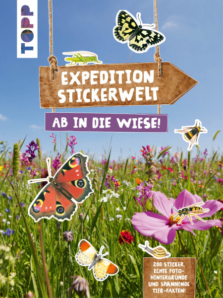 Expedition Stickerwelt - Ab in den Wald!