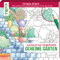 Colorful Secrets - Geheime Gärten 4717