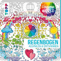 Colorful World - Regenbogen 4716