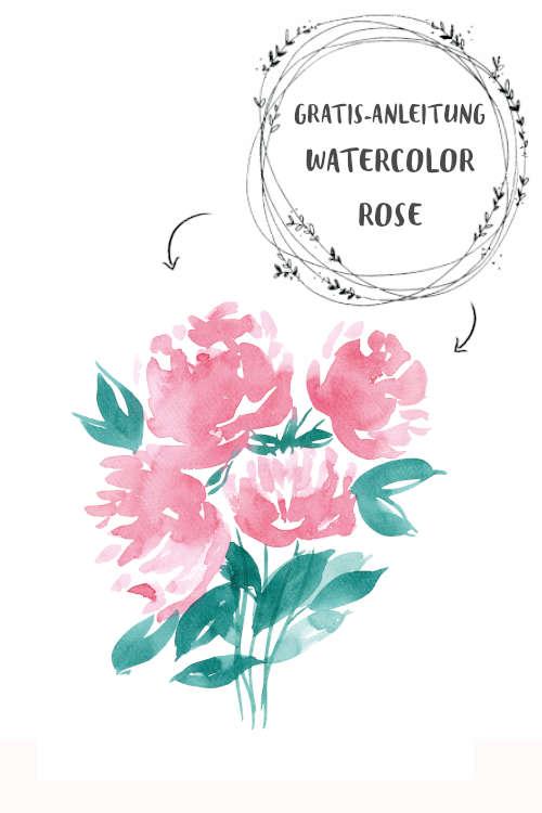 Watercolor_Gratisanleitung