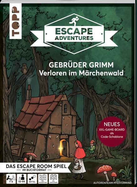 Escape Adventures – Gebrüder Grimm: Verloren im Märchenwald