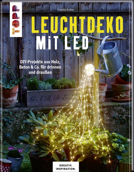 Leuchtdeko mit LED