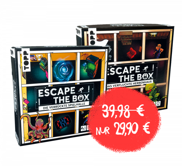 Escape The Boxen-SET