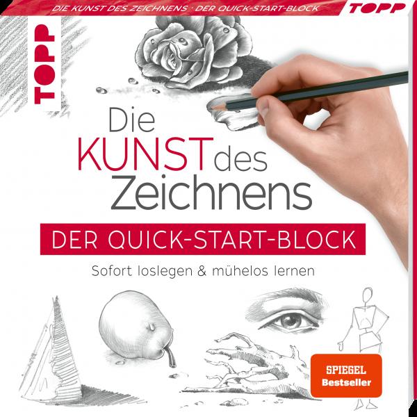 Die Kunst des Zeichnens. Der Quick-Start-Block