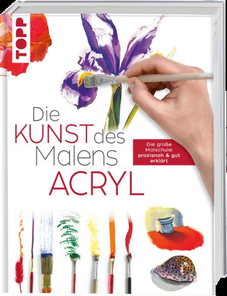 Die Kunst des Malens Acryl