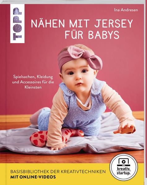 Nähen mit Jersey für Babys