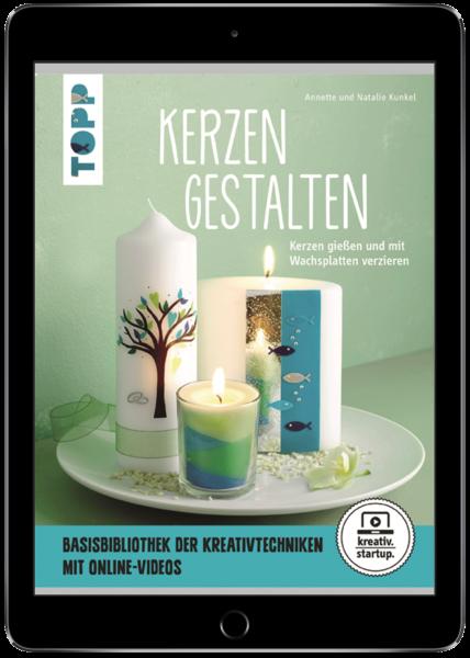 Kerzen gestalten (eBook)