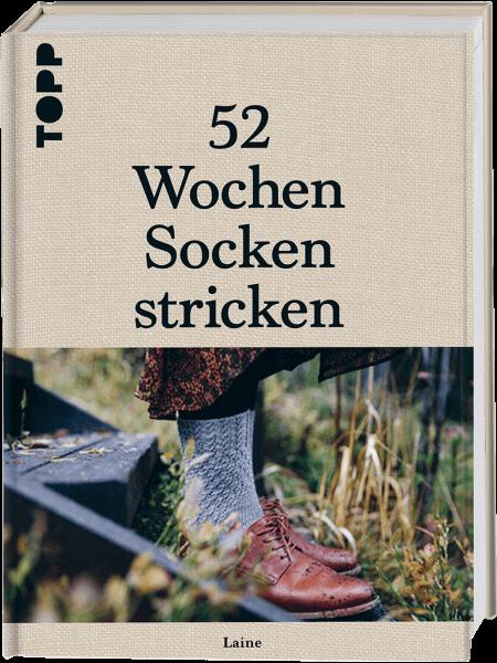 52 Wochen Socken stricken