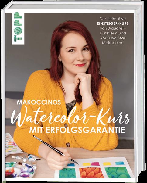 Makoccinos Watercolot Kurs mit Erfolgsgarantie von TOPP