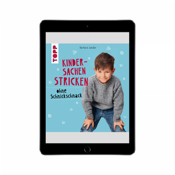 Kindersachen stricken ohne Schnickschnack (eBook)