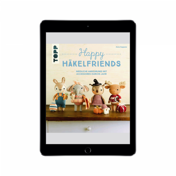 Happy Häkelfriends (eBook)