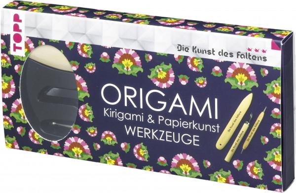 Origami, Kirigami & Papierkunst Werkzeuge (Die Kunst des Faltens)