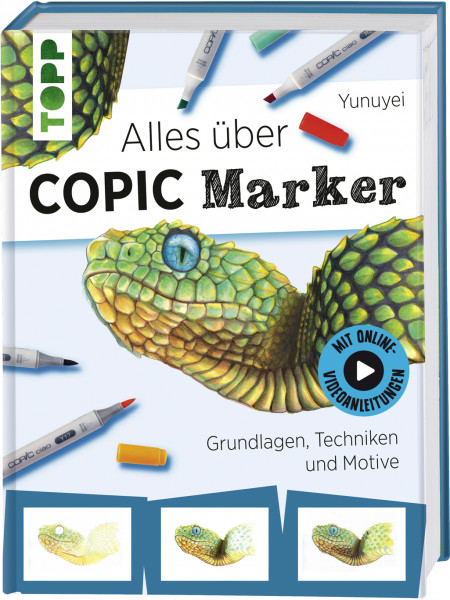 Alles über COPIC Marker