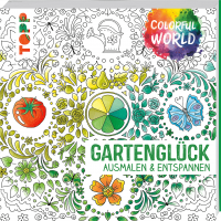 Colorful World - Gartenglück 4700