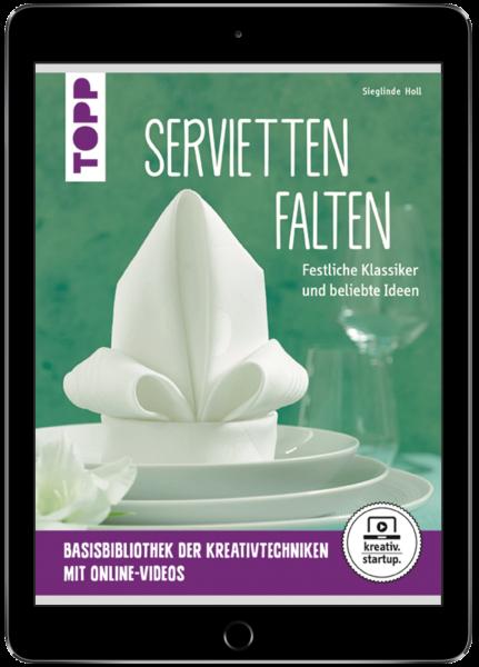 Servietten falten (eBook)