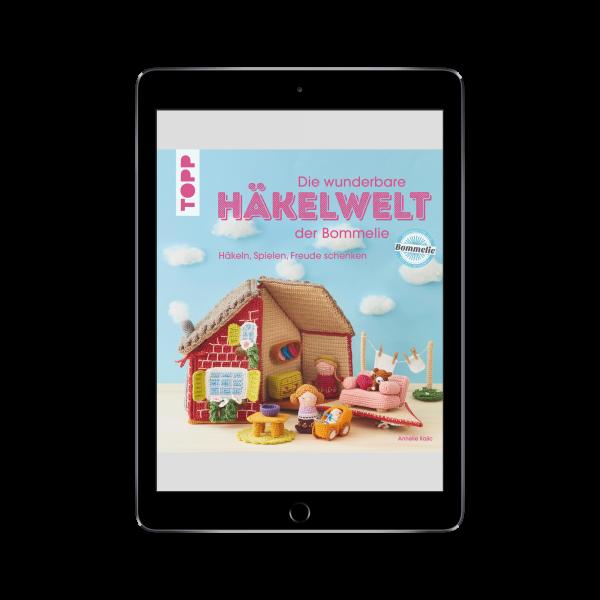 Die wunderbare Häkelwelt der Bommelie (eBook)