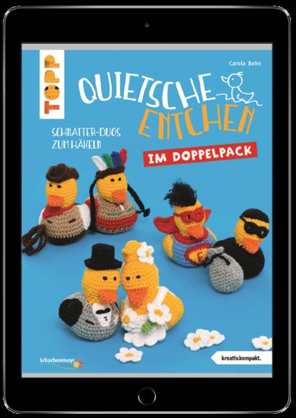Quietsche-Entchen im Doppelpack (eBook)