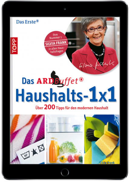 Das ARD-Buffet Haushalts 1x1 (eBook)