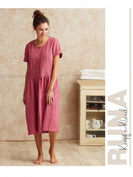 Knöpfe-Kleid Runa (nur Pattarina-Schnitt)