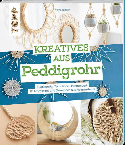 DIY Projekte aus Peddigrohr
