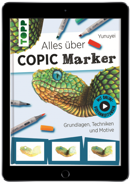 Alles über COPIC Marker (eBook)