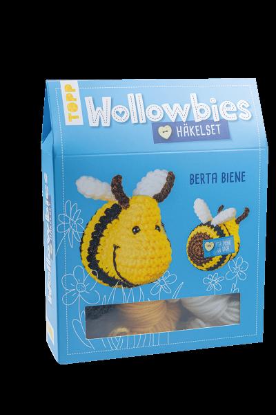 Wollowbies Häkelset Biene