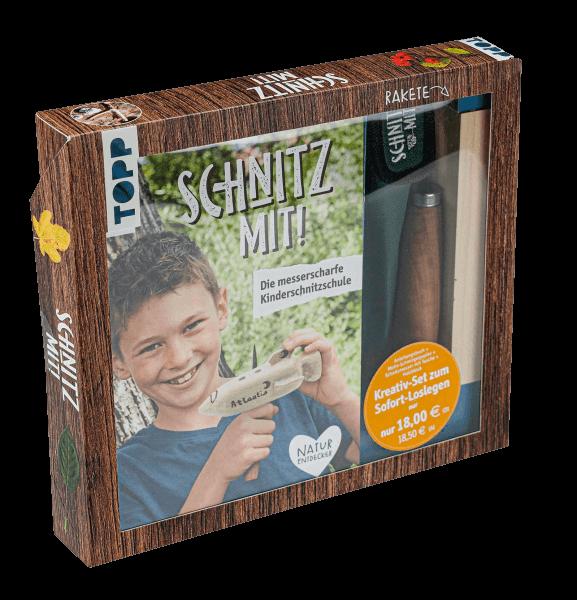 Kreativ-Set Schnitz Mit!