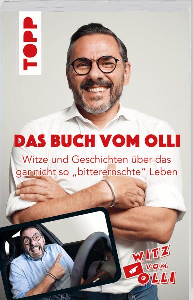 Das Buch vom Olli (Signierte Ausgabe)