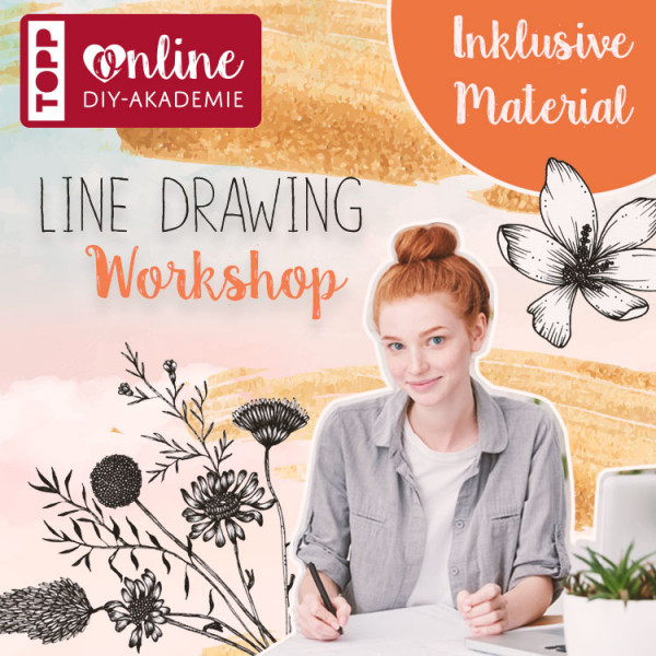 Line Dwawing Online Workshop