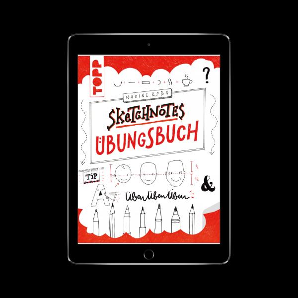 Sketchnotes Übungsbuch (eBook)