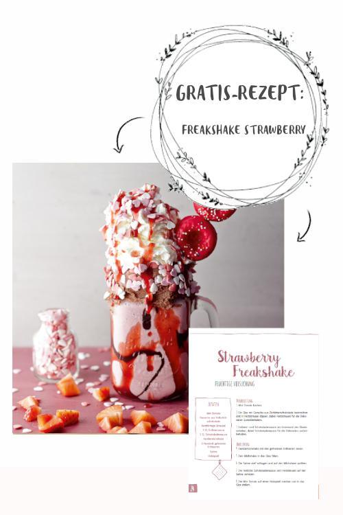 Freakshake-rezept-strawberry-anleitung
