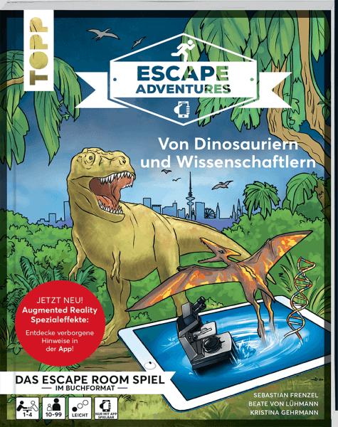 Escape Adventures AR – Von Dinosauriern und Wissenschaftlern
