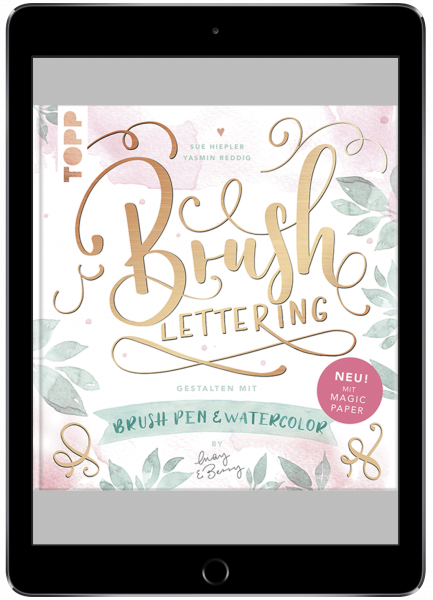 Brush Lettering (eBook)