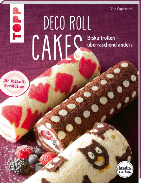 Deco Roll Cakes (kreativ.startup.)