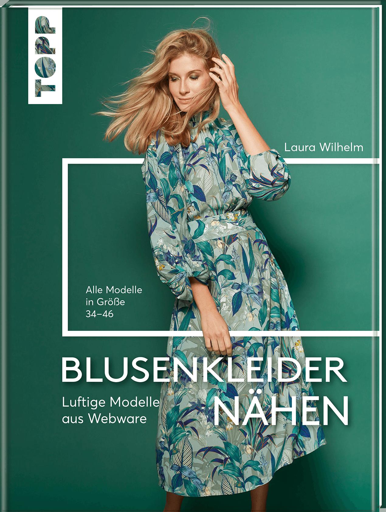 Blusenkleider Nahen Buch Von Laura Wilhelm Topp