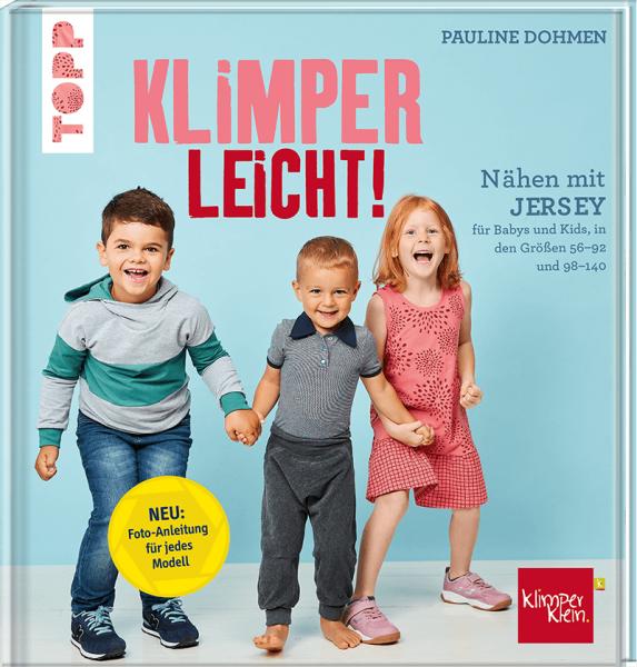 Nähen mit Jersey Klimperleicht - neues Buch von Pauline Dohmen