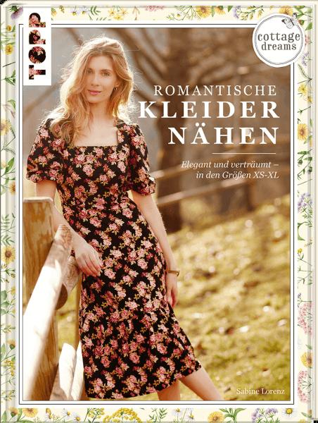 Romantische Kleider nähen - Schnittmuster und Anleitungen